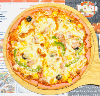 Pizza thanh long